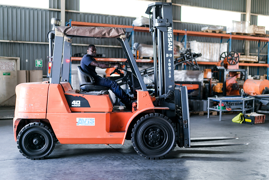 How do you know if you are using the right forwarder?
